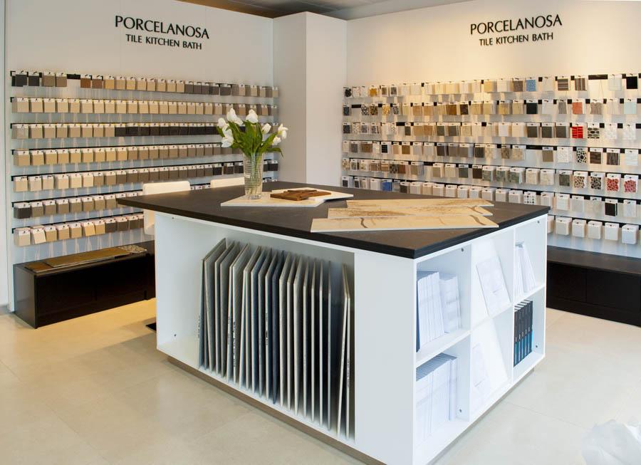 Porcelanosa Showroom – Rabaut